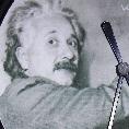 Einstein Writes Your Text